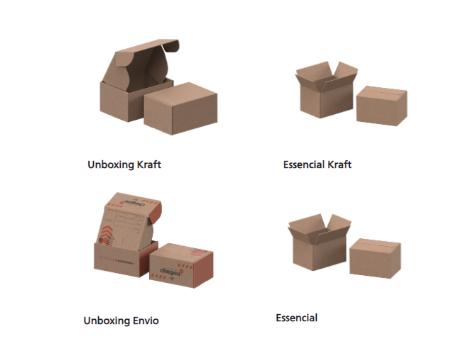 Conheça os diferentes tipos de embalagens Transporte e Correio